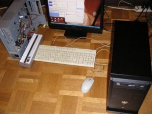 AC400-M02B-P400W_PCケース交換作業_02