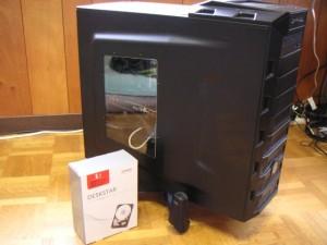 HDD交換・ディスククローン